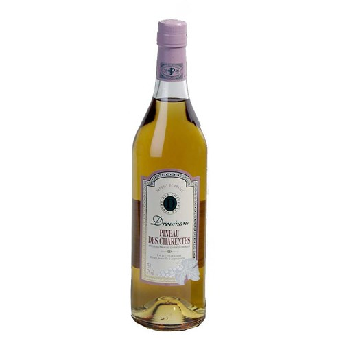 Pineau of the Charentes 17 ° 75 cl Drouineau
