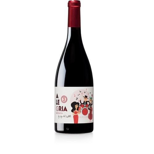 Alegria rouge 2018 - Vega del Castillo - Espagne