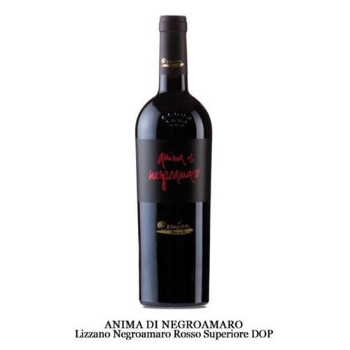 Anima di Negroamaro 2015 - Lizzano Negroamaro Rosso Superiore - Tenute Eméra Claudio Quarta