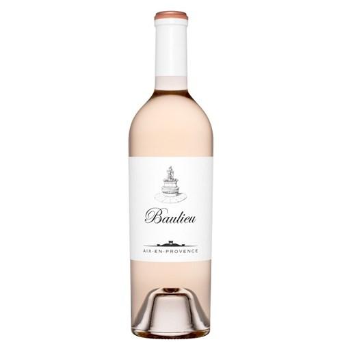 Baulieu rosé 2019 - Villa Baulieu - Côteaux d'Aix en Provence