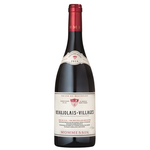 Beaujolais Villages 2015 - Mommessin