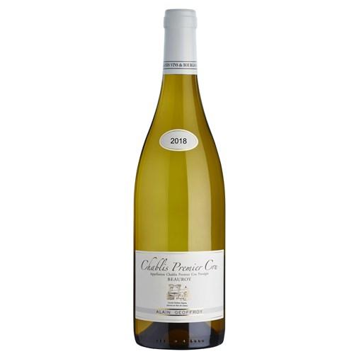 Beauroy Vieilles Vignes 2018 - Chablis 1er Cru - Alain Geoffroy