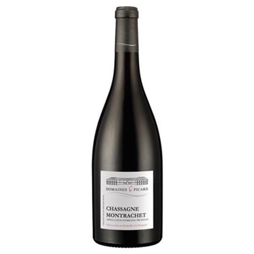 Chassagne Montrachet 2016 rouge - Domaines F. Picard