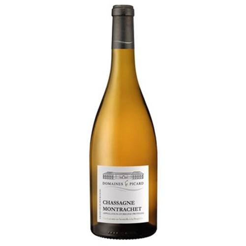 Chassagne Montrachet 2017 blanc - Domaines F. Picard