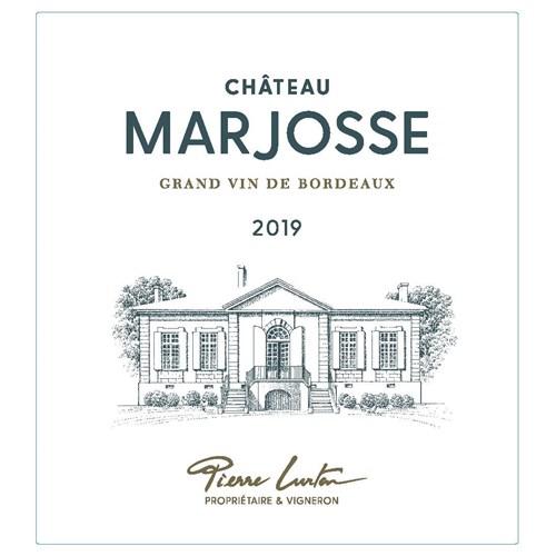 Château Marjosse Bordeaux Blanc - Bordeaux 2019