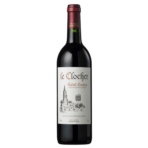 Le Clocher - Saint-Emilion 2017