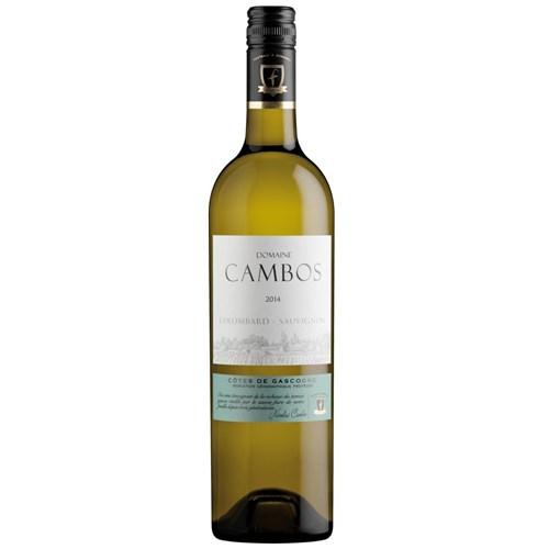 Colombard Sauvignon - Domaine de Cambos 2016 - IGP Côtes de Gascogne