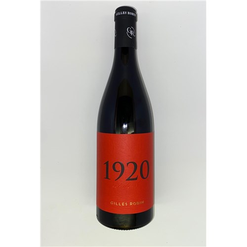Cuvée 1920 2018 - Domaine Gilles Robin - Crozes Hermitage Rouge