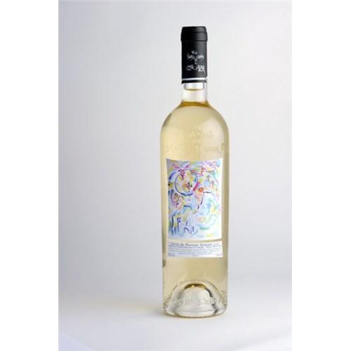 Cuvée du Pressoir Romain blanc 2019 - Domaine des Hautes Collines de la Côte d'Azur - IGP Alpes Maritimes