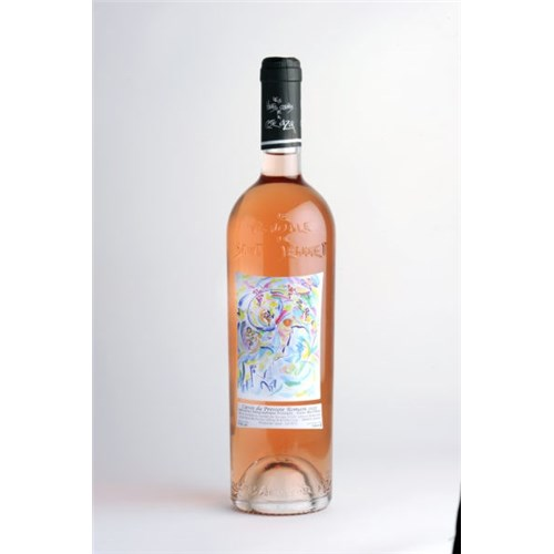 Cuvée du Pressoir Romain rosé 2020 - Domaine des Hautes Collines de la Côte d'Azur - IGP Alpes Maritimes