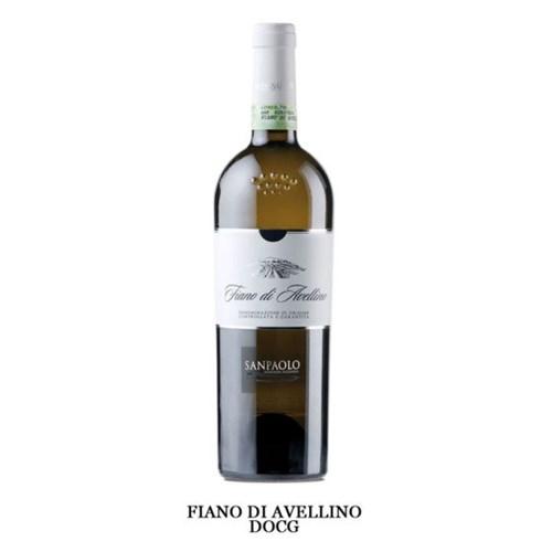 Fiano di Avellino 2016 - Fiano Campania IGP - Cantina Sanpaolo Claudio Quarta