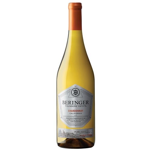 Founder Estate Chardonnay - Beringer - 2014
