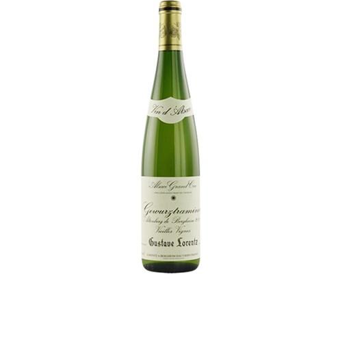 Gewurztraminer Grand Cru Altenberg Vieilles Vignes 2012 - Alsace Grand Cru - Gustave Lorentz