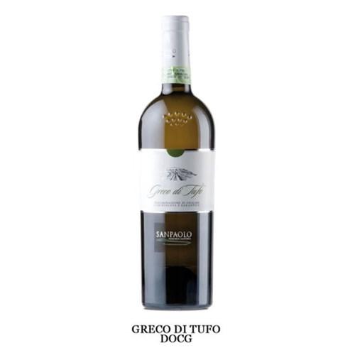 Greco di Tufo 2016 - Greco Campania IGP - Cantina Sanpaolo Claudio Quarta