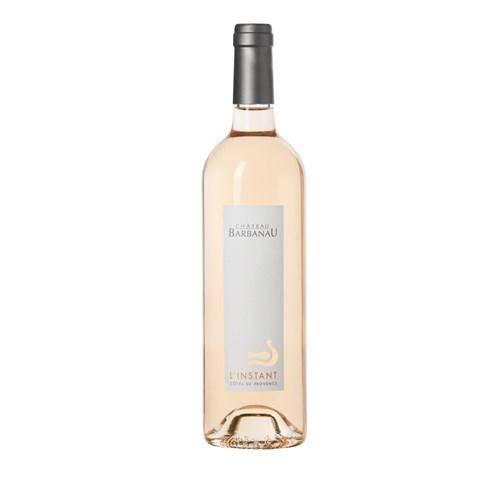 L'Instant rosé 2019 - Château Barbanau - AOC Côtes de Provence