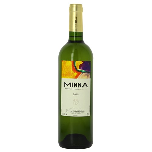 Magnum Minna 2015 Blanc - Villa Minna