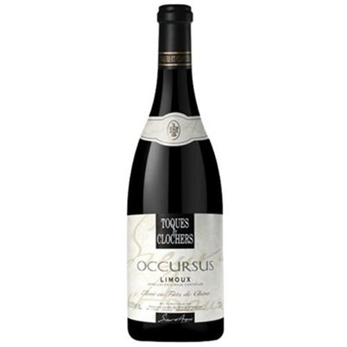 Occursus Rouge 2015 - Collection Toques et Clochers de Sieur d'Arques - AOC Limoux