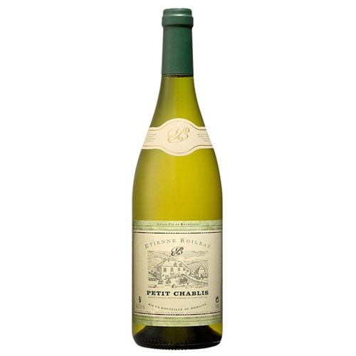 Petit Chablis - Domaine Etienne Boileau 2017 6b11bd6ba9341f0271941e7df664d056