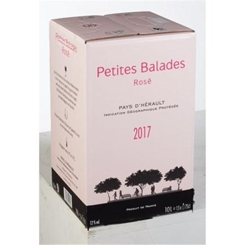 Petites Balades 2019 - IGP Hérault - 10 Litres