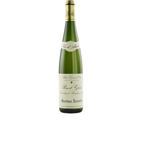 Pinot Gris Grand Cru Altenberg Vieilles Vignes 2011 - Alsace Grand Cru - Gustave Lorentz