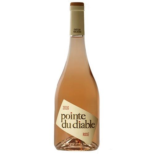 Pointe du Diable Rosé - Château Malherbe - Côtes de Provence 2016