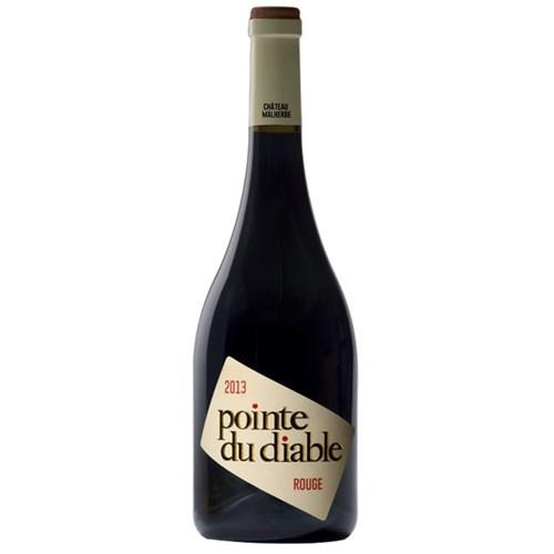 Pointe du Diable Rouge - Château Malherbe - Côtes de Provence 2014