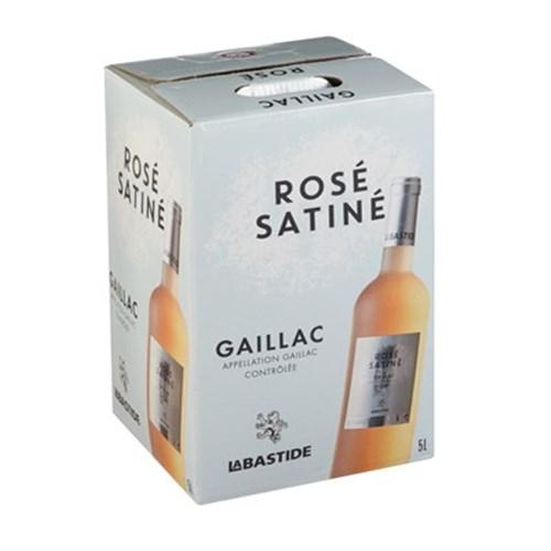Rosé Satiné 2019 - Gaillac - 5 Litres