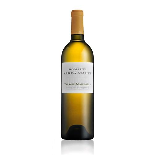 Terroir Mailloles Blanc - Domaine Sarda-Malet - Côtes du Roussillon 2010