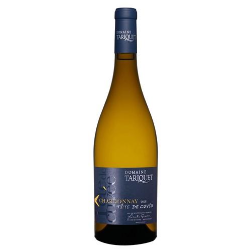 Tête de Cuvée Chardonnay - Domaine du Tariquet - Côtes de Gascogne 2018