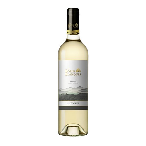 The Bories Blanques - Sauvignon - Pays d'Oc 2016