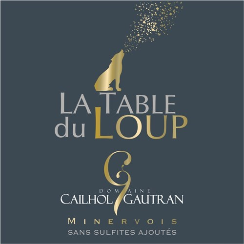 The Table of the Wolf - Domaine Cailhol Gautran - Minervois 2016