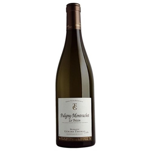The Trézin 2016 - Puligny Montrachet - Gérard Thomas and Girls