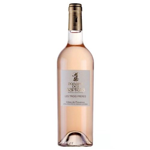 Les Trois Frères rosé 2020 - Domaine des Aspras - Côtes de Provence