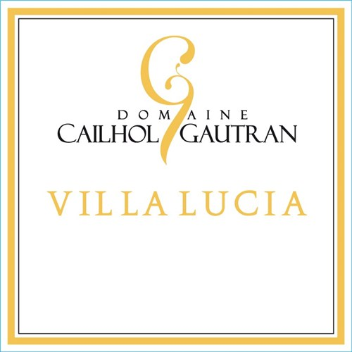 Villa Lucia Red - Domaine Cailhol Gautran - Minervois 2015