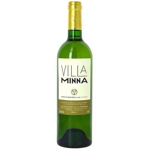 Villa Minna 2015 Blanc - Villa Minna