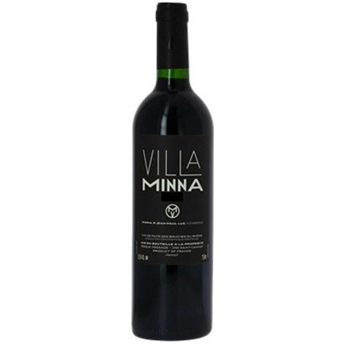 Villa Minna 2015 Rouge - Villa Minna - IGP Bouches du Rhône