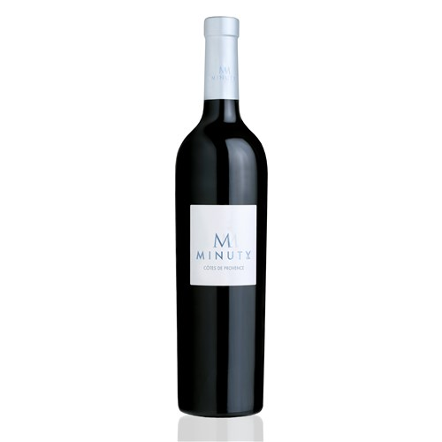 M of Red Minuty - Côtes de Provence 2017