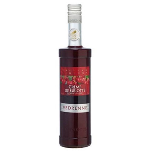 Cream of sour cherry 15 ° 70cl Vedrenne