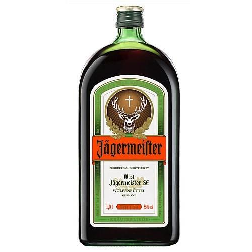Jägermeister 35 ° 1 L