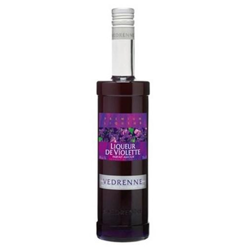 Liqueur of violets 18 ° 70 CL Vedrenne
