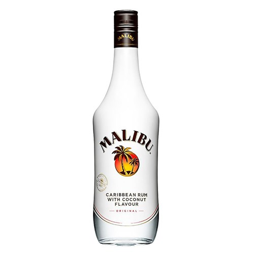 Malibu Coco 18 ° 70 cl