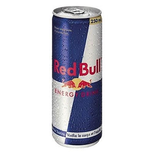 Red Bull box 25 cl