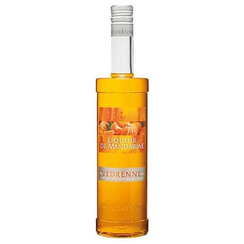 Tangerine liqueur 25 ° 70 CL Vedrenne