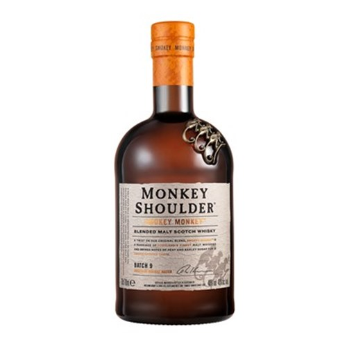 Whiskey Monkey Shoulder - Smokey Monkey - 40 ° 6b11bd6ba9341f0271941e7df664d056