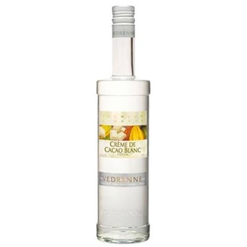 White Cocoa Liqueur 25 ° 70 CL Vedrenne